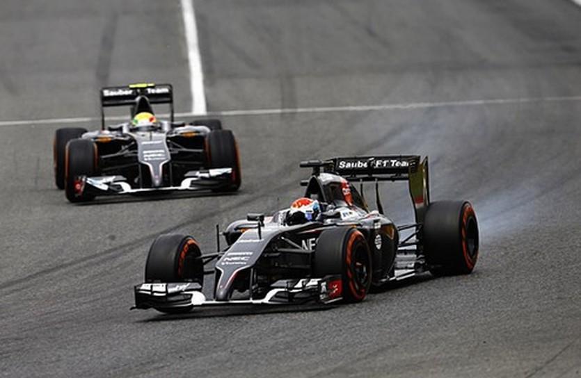 Сутиль и Гутьеррес, autosport.com