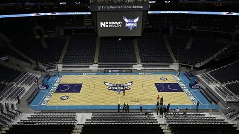 """""""Time Warner Cable Arena"""", АР"""
