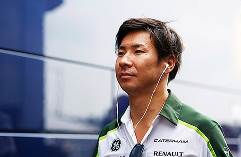 Камуи Кобаяси, autosport.com