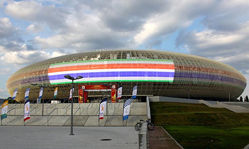 Арена в Кракове, Getty Images