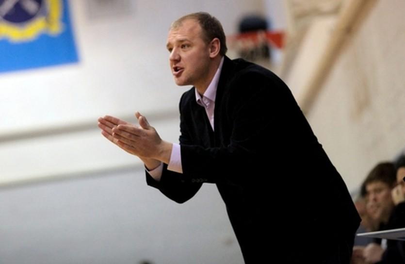 Владимир Коваль, фото БК Днепр