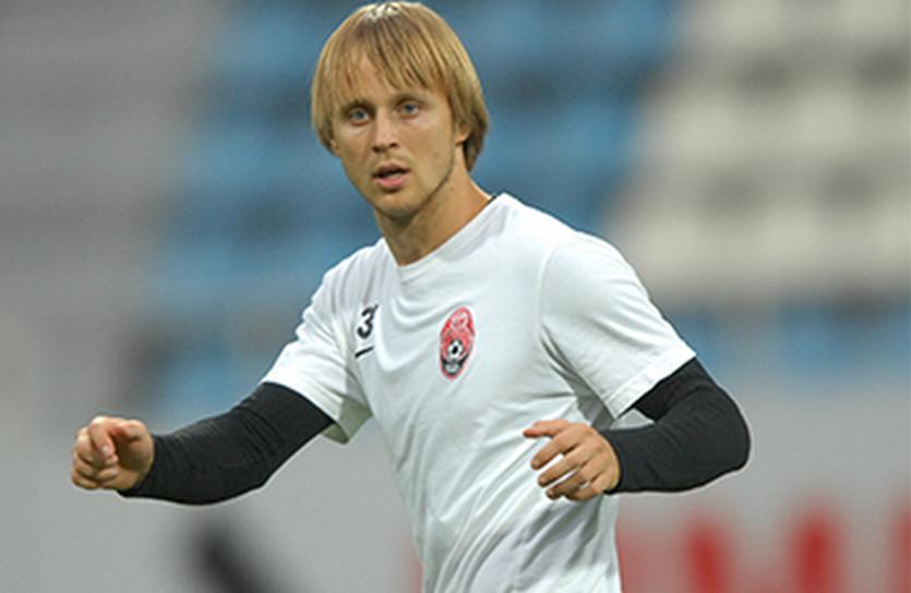 Дмитрий Хомченовский, фото ФК Заря