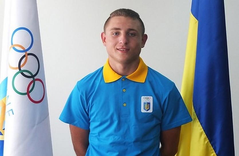 Денис Вороновский, фото noc-ukr.org