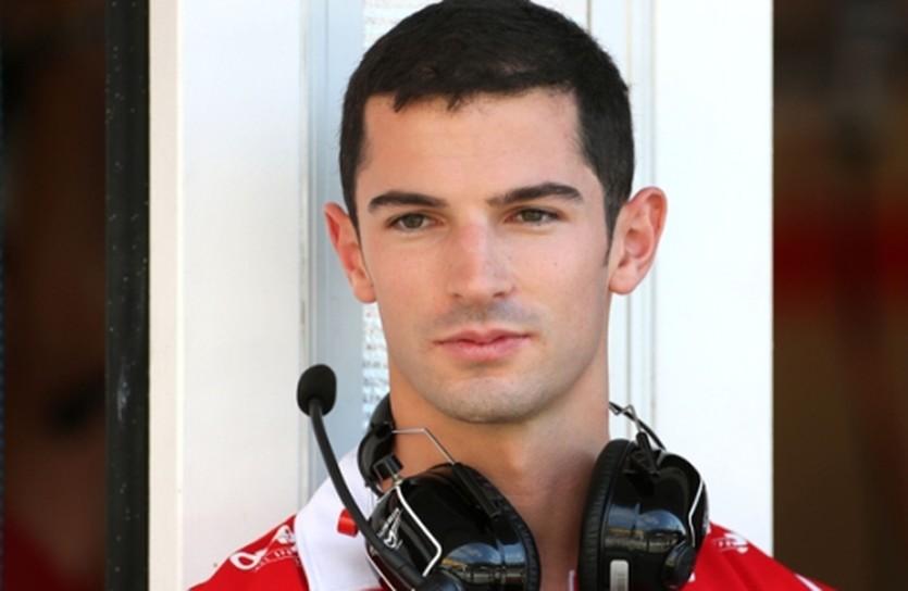 Александр Росси, autosport.com