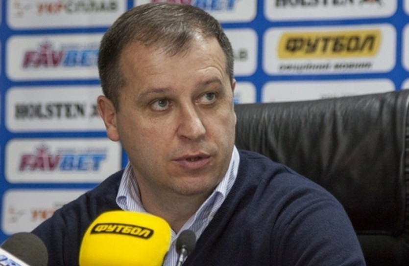Юрий Вернидуб, фото ФК Заря