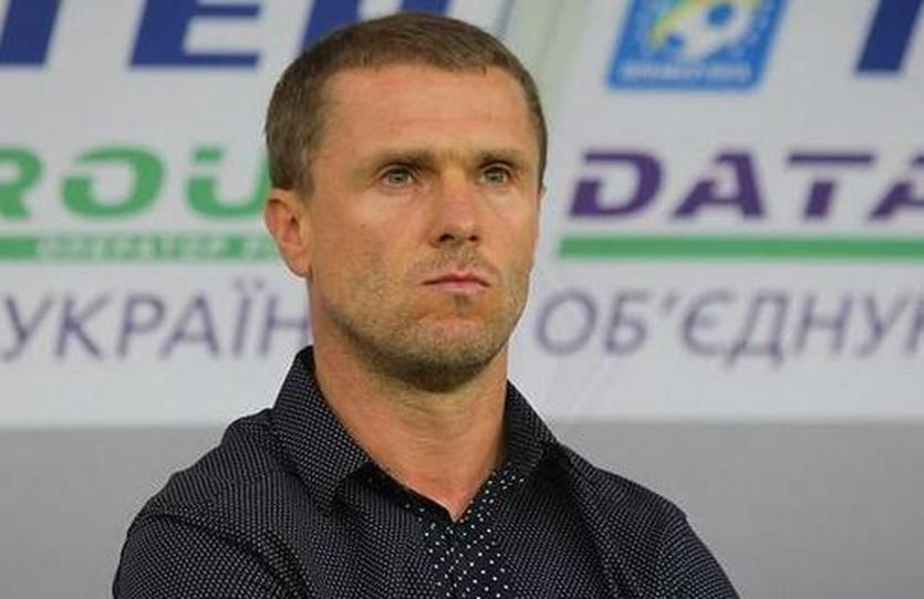 Сергей Ребров, фото ФК Динамо