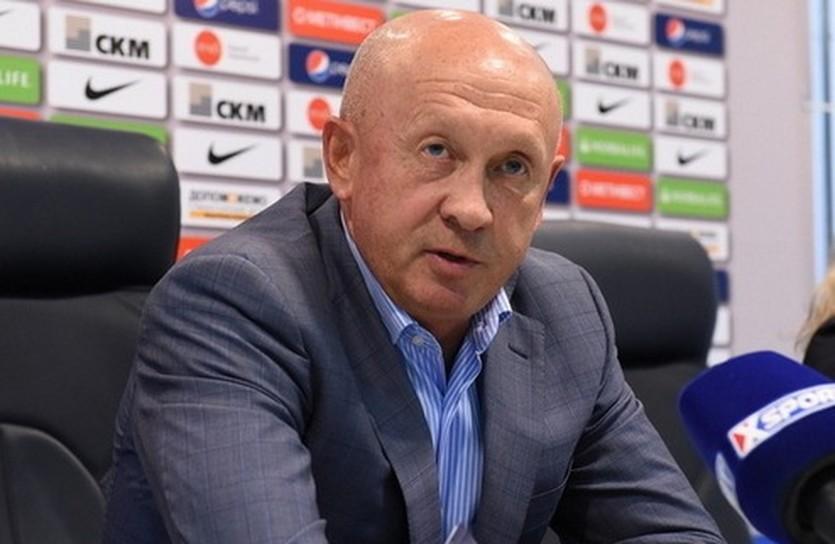 Николай Павлов, фото ФК Металлист