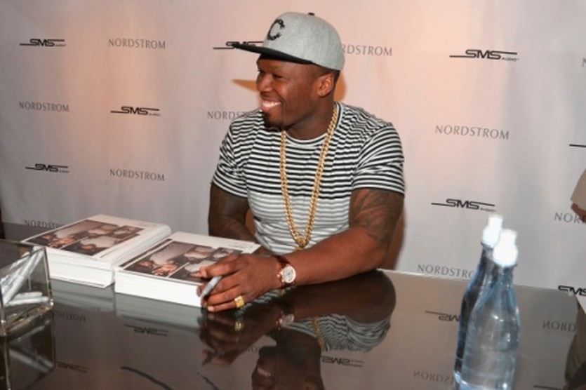 50 Cent, Getty Images
