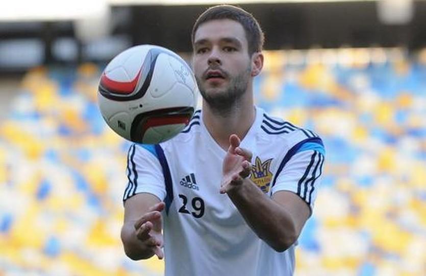 Евгений Шахов, фото football.ua
