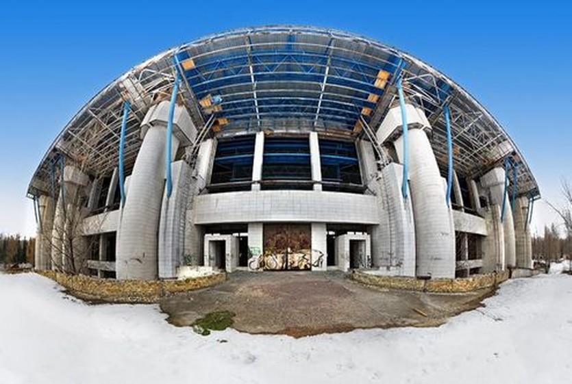 Ледовый стадион, фото relax.com.ua