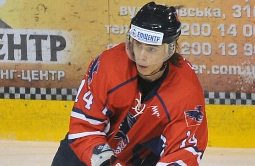 Никита Буценко, фото ХК Беркут