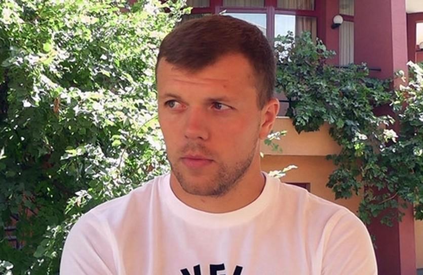 Алексей Гай, фото ФК Черноморец