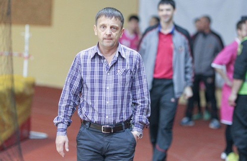 Виктор Мглинец, фото НФК Ураган