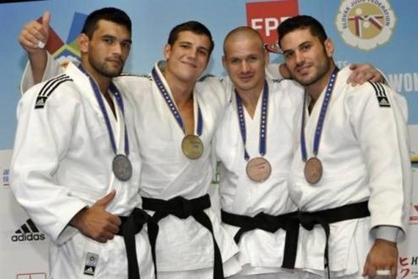 Кубок Европы по дзюдо: четыре медали для Украины