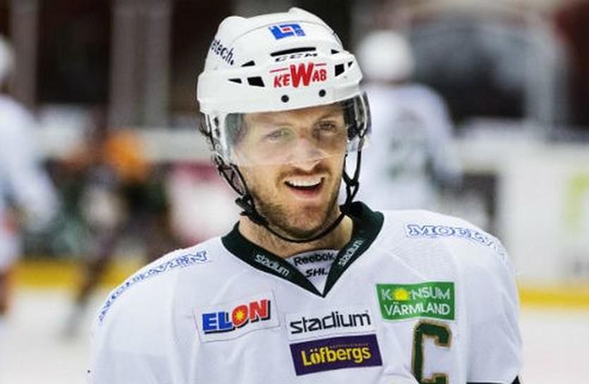 Оле-Кристиан Толлефсен, hockeysverige.se
