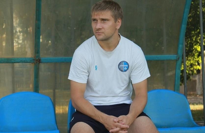 Александр Сытник, фото ФК Олимпик