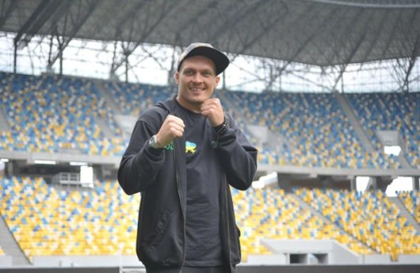 Александр Усик, K2 Promotions