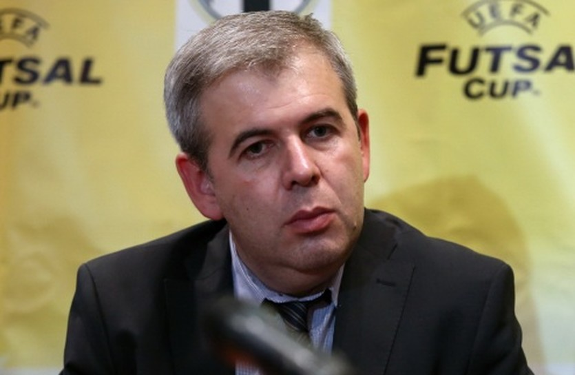 Евгений Рывкин, фото МФК Локомотив