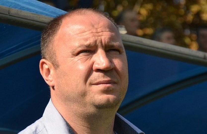 Владимир Пятенко, фото ФК Металлург Д