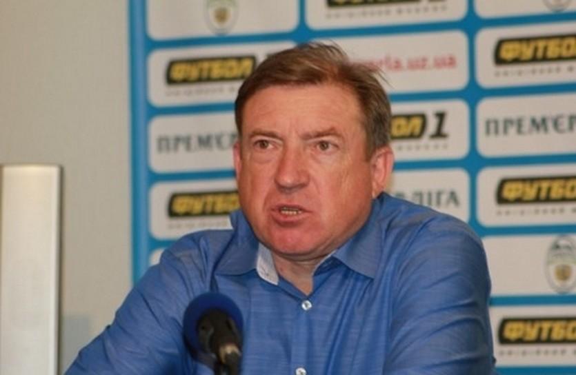Вячеслав Грозный, фото ФК Говерла