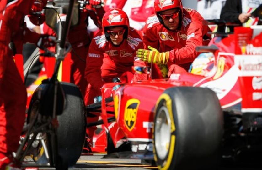 Формула-1, Getty Images