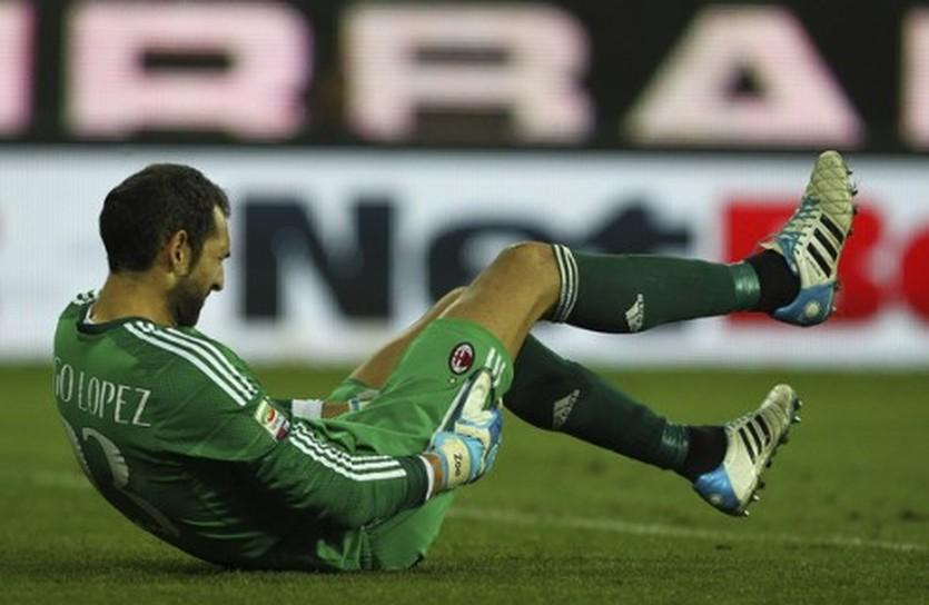 Диего Лопес, Getty Images