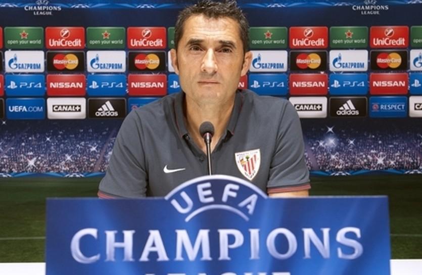 Эрнесто Вальверде, athletic-club.net