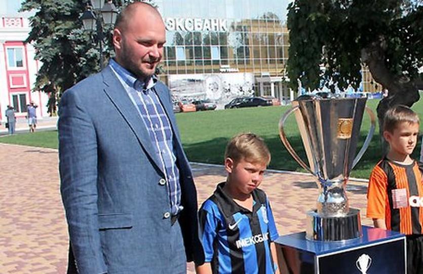 Петр Иванов, фото fpl.ua