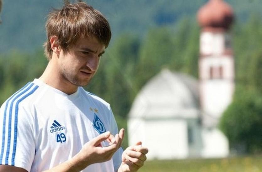 Виталий Каверин, фото ФК Говерла