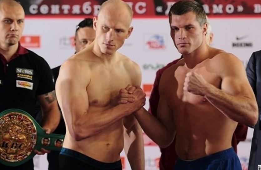 Кшиштоф Влодарчик и Григорий Дрозд, BoxingScene
