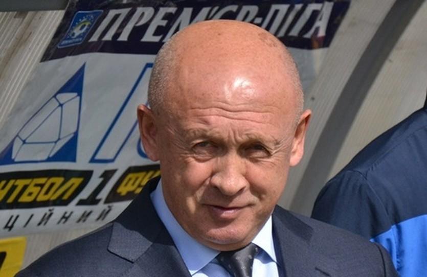 Николай Павлов, фото ФК Металлург Д