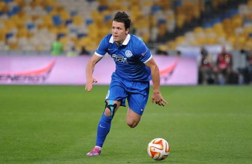 Евгений Коноплянка, фото football.ua