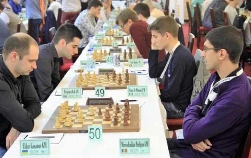 Шахматы. Украинцы провалили чемпионат Европы