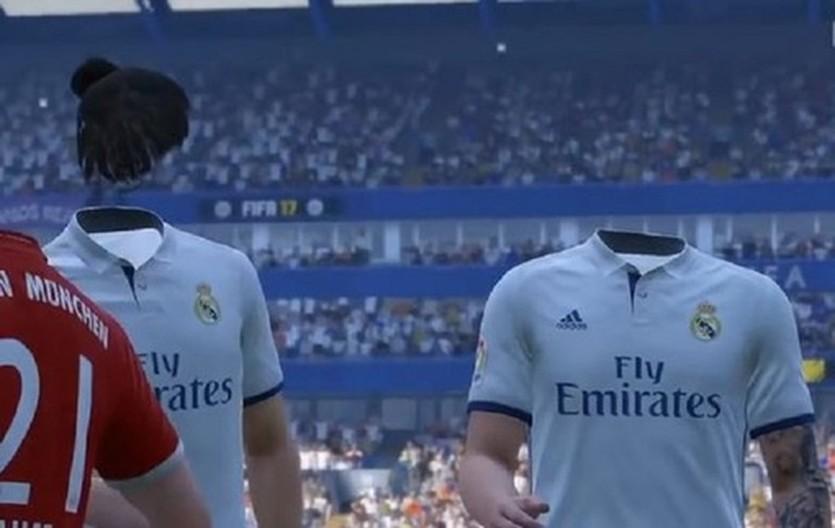 """FIFA без глюков - не FIFA: очередная порция забавных """"багов"""" из новой версии игры"""