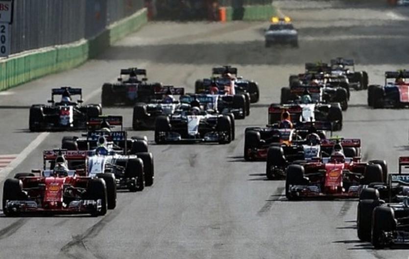 Формула-1. Утвержден календарь на сезон-2017