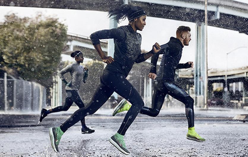 Shield Pack Run от Nike+ Run Club