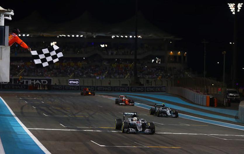 Формула-1. Итоги сезона: Мерседес — недостижимые