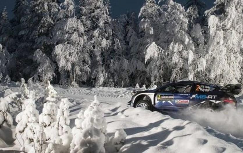 Ралли Швеция: Латвала вернул лидерство, Невиль сошел из-за аварии
