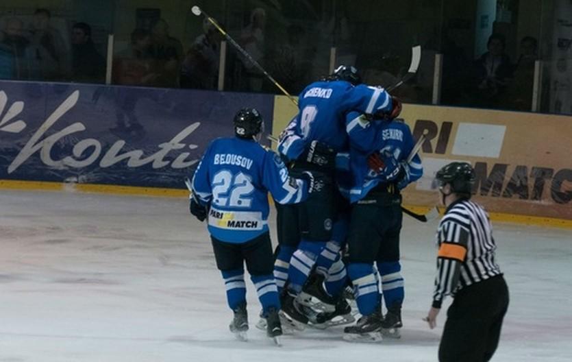 Кривбасс победил в матче с Белым Барсом