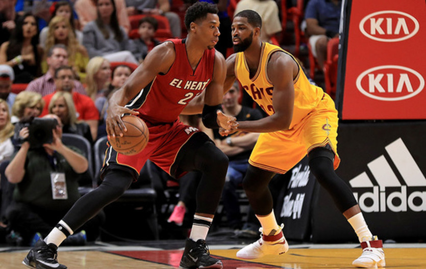 НБА: Кливленд проиграл Майами, Сан-Антонио в овертайме победил Миннесоту