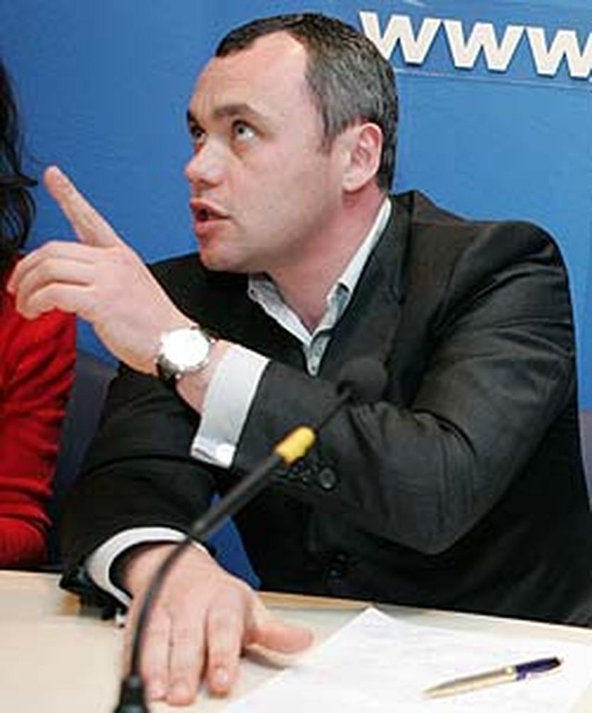 Евгений Черняк, фото kommersant.ua