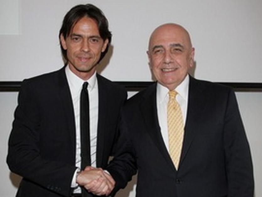 Филиппо Индзаги и Галлиани, AP