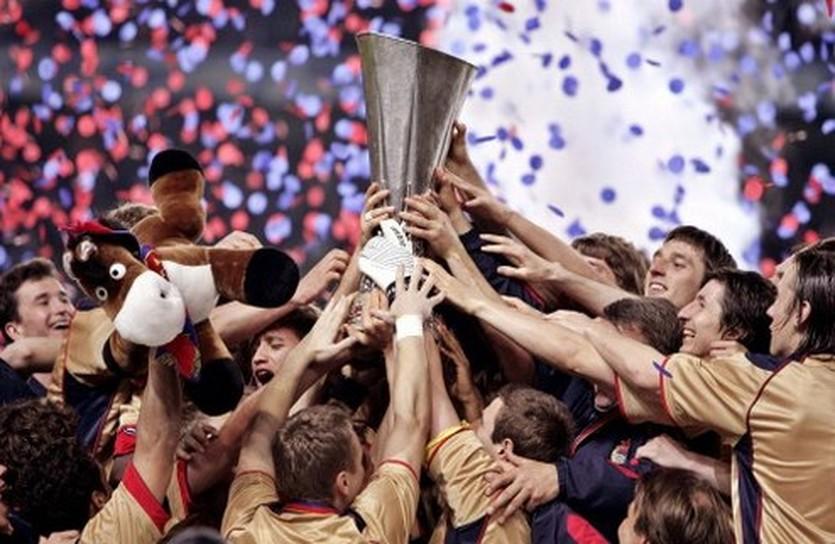 ЦСКА выигрывает Кубок УЕФА, wikimedia.org