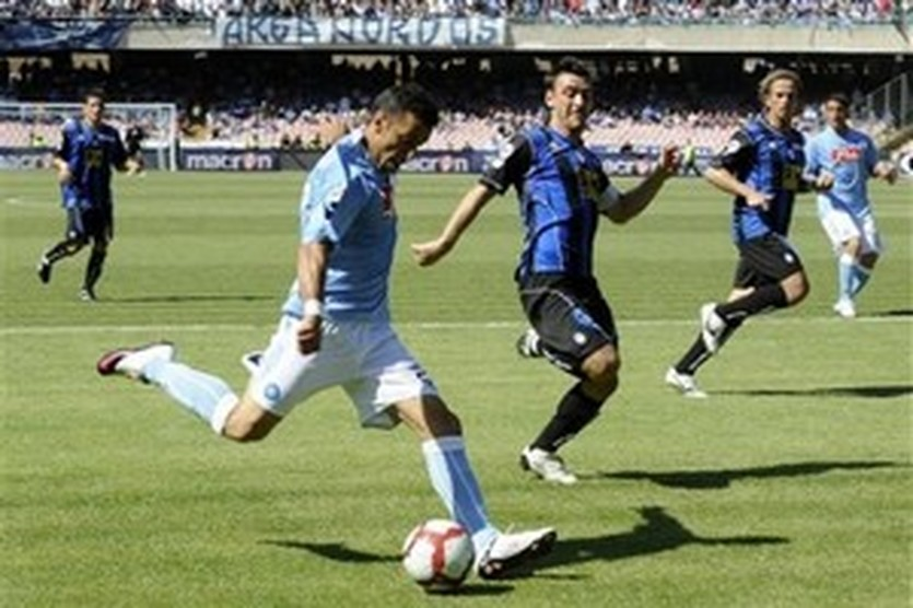 Фабио Квальярелла (с мячом), AP