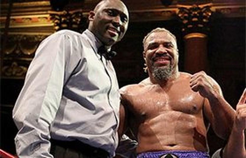 Шеннон Бриггс, fightnews.com