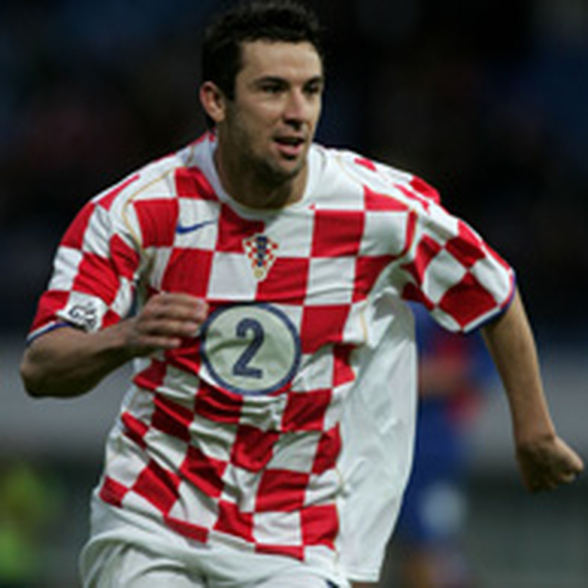 Дарио Срна, фото uefa.com