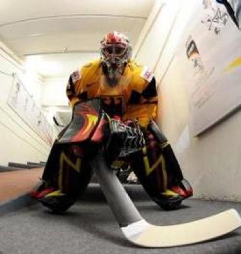 Деннис Эндрас, фото IIHF