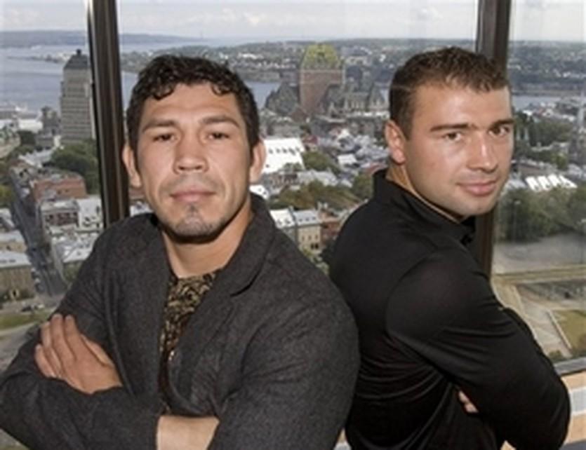 Либрадо Андраде (слева), allboxing.ru