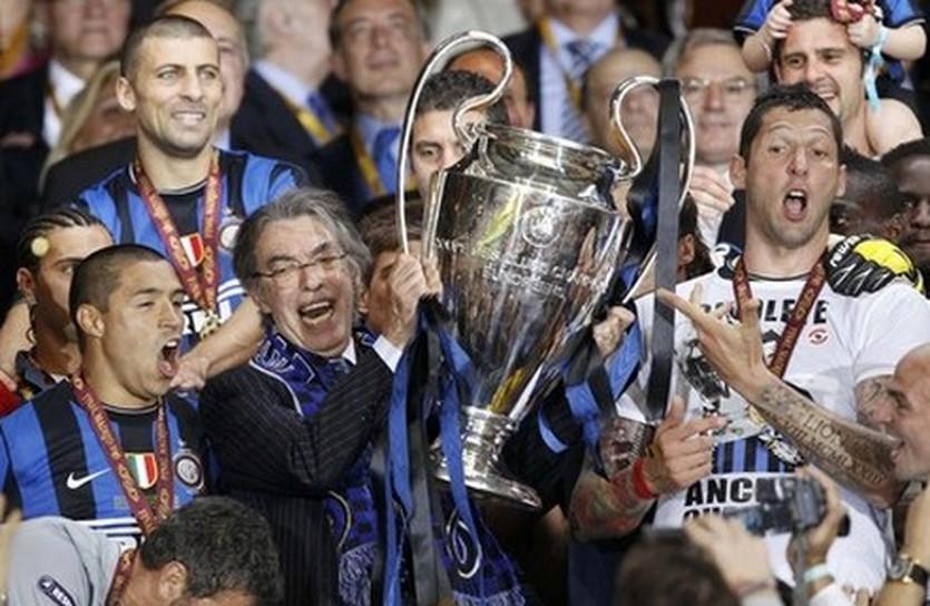 В отличие от Златана, Моратти в этом году выиграл Лигу чемпионов, Reuters