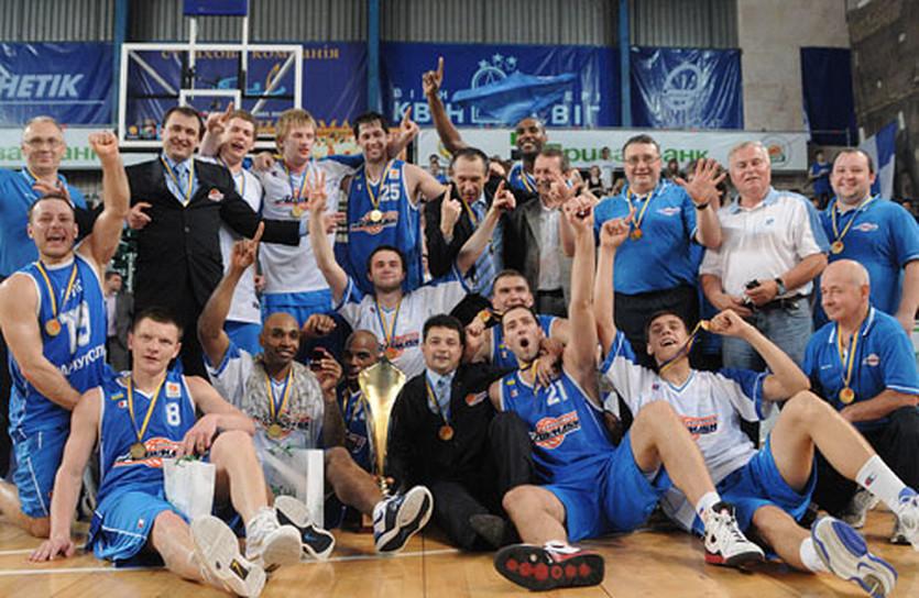 Чемпионы! Фото Ильи Хохлова, isport.ua